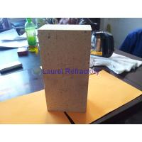 Fire Resistant High Alumina Bricks , Refractory Insulating Brick For Steel Furnaces