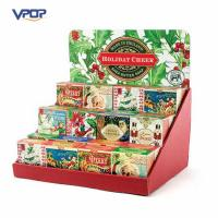 China Christmas Gifts Cardboard Countertop Displays Maximum Size 1200 x 1600 mm on sale