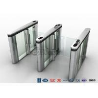 China Speedgate Turnstile Barrier Gate Revolving Doors Access Control System Pedestrian Entry Barriers on sale