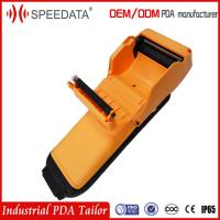 Android 5.0 inch Barcode Scanner Laser with Thermal Printer in a Unit Rugged Handheld Manufactures