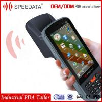 China RS232 Hand held LF RFID Reader Scanner Portable Data Collection Device on sale