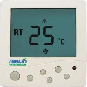 HL8001 Modbus Communicating digital Thermostat, 24Vac Manufactures