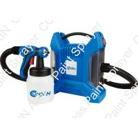 China 800ml Electric HVLP Paint Sprayer Airless Spray Gun 800W 1.0 Copper Nozzle on sale