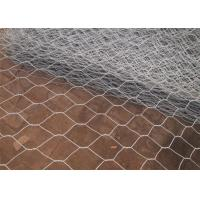 China Malla Gallinero Chicken Wire Netting , hex wire mesh for Bantam / Peacock / Pig / Pheasant wholesale