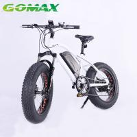 China 20 inch 6061 Aluminum alloy Frame fat tire electric bicycle dropship e bike wholesale