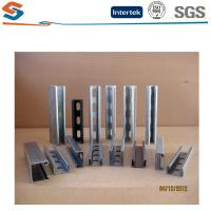 Pre-galvanized steel channel Manufactures