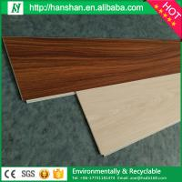 New Technoloy  SPC 3.2mm luxury commerical pvc flooring from Hanshan Manufactures