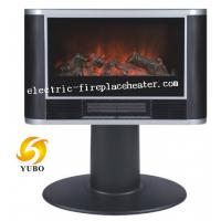 Living Room / Bedroom Decorative Portable Electric Fireplace Log Effect Electric Stove