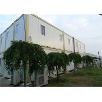 Portable Foldable Prefab Villa Could Export 1.8mm PVC floor Manufactures