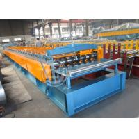China Lifetime Service Metal Floor Deck Roll Forming Machine with ISO 9001 wholesale