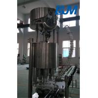 Automatic PlastIc cap capping machien for water / juice / carbonated drink Manufactures