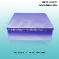 Rectangle Can,Biscuit tin box Manufactures