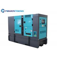 Buy cheap Soundproof 50KVA Silent Diesel Power Generator With Fawde Engine from wholesalers