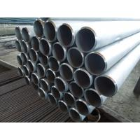 Cold Rolled Large Diameter Steel Pipe Alloy Steel Tubing With Low Temperature Manufactures