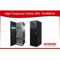Three Phase Modular UPS 10-300KVA For Data Center / Telecom / Servers , CE Listed Manufactures
