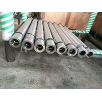 China CK45 Quenched / Tempered Hollow Metal Rod With Chrome Plating For Hydraulic Cylinder wholesale
