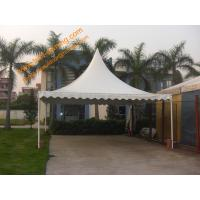 Fireproof Wedding  Party Event Trade Show Tent 4x4m Outdoor Pyramid Tent