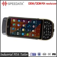 Rugged 134.2 Khz Handheld RFID Reader Android Platform Wireless 4G LTE PDA Mobile Device Manufactures