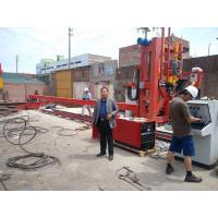 Automatically Big Pole/ Pipe close and welding machine--for pipe making machine Manufactures