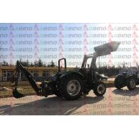 Buy cheap Tractor with Front End Loader for Loading Goods from wholesalers