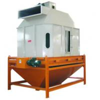 China MKLN Biomass Machinery Counter Flow Cooler With Stainless Steel Structure on sale