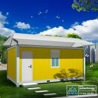 Eco-Friendly Container Modular Homes With High Construction Efficiency Manufactures