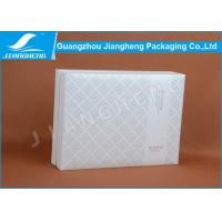 Skin Care Cosmetic Packaging Boxes Printed C2S Paper / Greyboard Material Manufactures