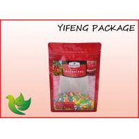 Dry Fruits Package Bag Flat Bottom Pouches With Zipper And Customized Logo Manufactures