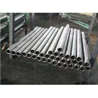China CK45 Chrome Plated Hollow Threaded Rod For Hydraulic Cylinder wholesale