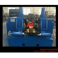 China Professional Automated Horizontal Steel H Beam Welding Production Line High Speed on sale