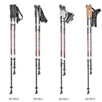 China Hiking Trekking Poles,High quality Anti-Shock carbon fiber Nordic Walking Trekking Stick Pole wholesale