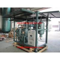 China oil purifier machine for Power distribution Transformer on sale