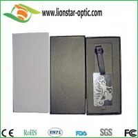 leather luggage tag Manufactures