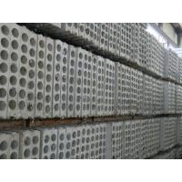Fireproof MgO Prefab Hollow Core Concrete Panels / Prefabricated Interior Wall Panels Manufactures