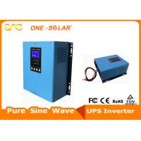 DC To AC Low Frequency Grid Tie Solar Inverter 1000w For Single Phase Motors Manufactures