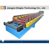 5.5kw Corrugated Steel Panels Roll Forming Machine for Roof Production