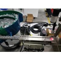 Electronic Plastic Rotary Vibratory Feeder 220v 50-100 Kg Weight ISO Certificate