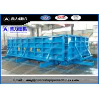 China Steel Reinforced Box Culvert Moulds Little Environmental Pollution 380V / 50HZ wholesale