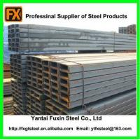 Hot Rolled Steel Channel Beams Manufactures