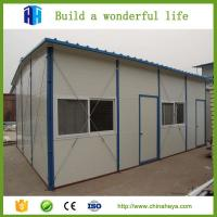 China high cost performance steel structure house modular homes design on sale