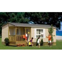 Europe Style Mobile Homes , removable Holiday Home , Foldable House Manufactures