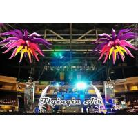 Buy cheap Hanging Inflatable Flower with LED Light for Party and Concert Supplies from wholesalers