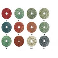 China wet polishing pad for granite, marble , concrete, crystal, glass, gemstone, tile on sale