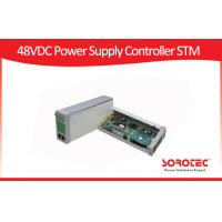 LCD Display 48V DC Power Supply System Controller STM Ethernet RS232 Interface Manufactures