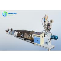 China SINO-HS Ce ISO SJ-30 PP PE PVC Small Pipe Making Machine, Promotion! on sale