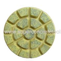 Metal Bond Diamond Marble Floor Polishing Pads Manufactures
