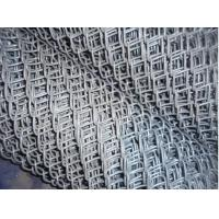 Galvanized Diamond/PVC Coated Chain Link Fence/Wire Mesh Fencing Manufactures