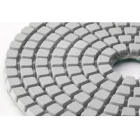China White Flexible Wet Polishing Pads for General Use DM-02 on sale