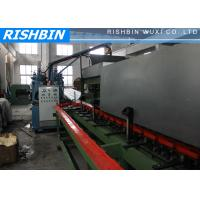 China Prefabricated House Foam Insulated EPS Sandwich Panel Machine with Fly Saw Cutting on sale
