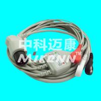 General 6 Pins ECG Cable